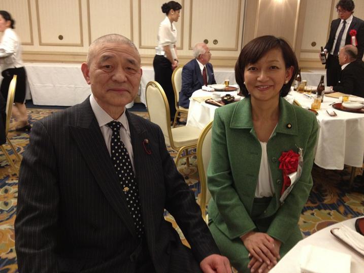 牧山ひろえ・神奈川県水産物商業協同組合連合会